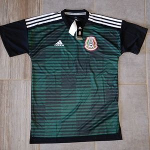 Adidas Mexico Parley Training Jersey
